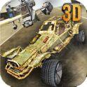 دانلود بازی مسابقه اتوموبیل باگی Buggy Racer 2014 v1.3 اندروید