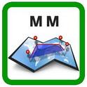دانلود برنامه اندازه گیری نقشه Measure Map v1.47 اندروید