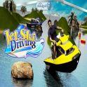 دانلود بازی شبیه ساز جت اسکی Jet Ski Driving Simulator 3D v1.1 اندروید