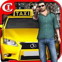 دانلود بازی شبیه ساز راننده تاکسی دیوانه Crazy taxi simulator v1.0 اندروید + تریلر
