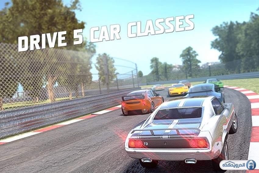 دانلود بازی مسابقه با ماشین های سریع Need for Racing New Speed Car ...