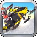 دانلود بازی موتور سواری Snow Bike Racing v1.0 برای اندروید