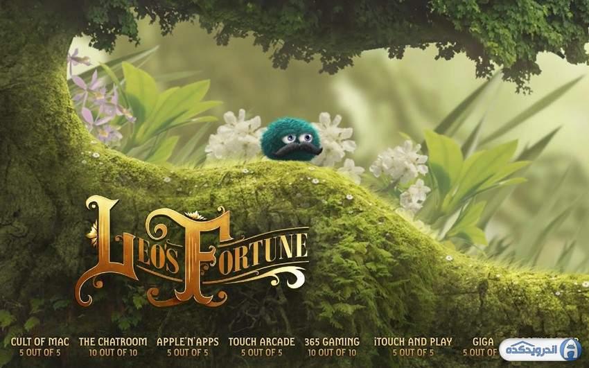 دانلود بازی فورچون لئو Leo's Fortune v1.0.7 اندروید