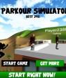 دانلود شبیه ساز پارکور سه بعدی Parkour Simulator 3D v3.3.0 اندروید + مود