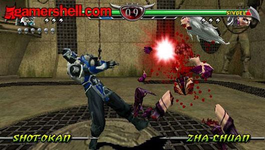 دانلود بازی مورتال کمبت بند و زنجیر رها Mortal Kombat Unchained ...
