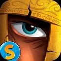 دانلود بازی نبرد امپراتوری: جنگ روم  Battle Empire: Roman Wars v1.6.2 اندروید + مود