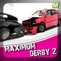 دانلود بازی مسابقات حداکثر دربی Maximum Derby 2 Racing v1.08 اندروید – همراه دیتا + تریلر
