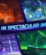 دانلود بازی سالن بزرگ مبارزه Su Mon Smash: Star Coliseum v1.0.5 اندروید - همراه دیتا + تریلر