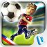 دانلود بازی مسابقات فوتبال آمریکا  Striker Soccer America 2015 v1.2.0 اندروید – همراه دیتا