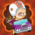 دانلود بازی مسابقه سیرک عجایب Freak Circus Racing v1.2.2 اندروید