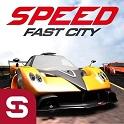 دانلود بازی اتومبیل رانی Speed Racing:Fast City v1.2 اندروید