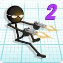 دانلود بازی استیکمن Gun Fu: Stickman 2 v1.2.0 اندروید + مود