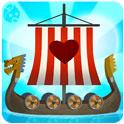 دانلود بازی وایکینگ ها در عشق Vikings in Love v1.2.3 اندروید + مود