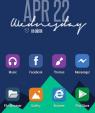 دانلود نرم افزار مجموعه آیکون فلت Flat - Icon Pack v2.5.1 اندروید