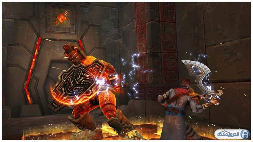 دانلود بازی شمشیر رعد و برق Stormblades v1.4.10 اندروید