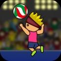 دانلود بازی والیبال تونی Tony's strong serves v1.0 اندروید