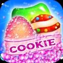 دانلود بازی فکری شیرینی ستاره ای Cookie Star 2 v1.0 اندروید