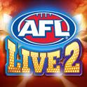 دانلود بازی فوتبال AFL LIVE 2 v1.1 اندروید – همراه دیتا + تریلر