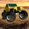 دانلود بازی مسابقات کوهستانی ۴X4 Hill Racing v1.0 اندروید – همراه نسخه مود + تریلر