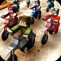 دانلود بازی موتور سواری جاده خاکی Dirtbike Survival Block Motos v1.9.0 اندروید – همراه نسخه مود + تریلر