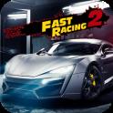 دانلود بازی مسابقه پر سرعت Fast Racing 2 v1.0 اندروید – همراه نسخه مود + تریلر