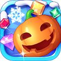 دانلود بازی آیس کراش Ice Crush – Halloween v3.9.5 اندروید +مود