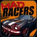 دانلود بازی رانندگان عصبانی Mad Racers v0.42 اندروید – همراه دیتا + مود + تریلر