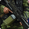 دانلود بازی شبیه ساز مسلسل Machine Gun Simulator 1.2.3 اندروید