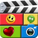 دانلود نرم افزار ساخت ویدئو کلاژ Video Collage Maker Premium v22.7 اندروید