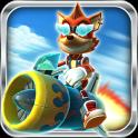 دانلود بازی مسابقه موشک Rocket Racer v1.0.5 اندروید + تریلر