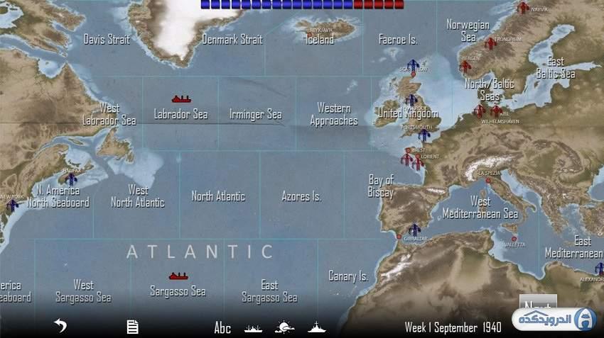 Atlantic Fleet. Прохождение за союзников#1 - YouTube