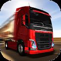 دانلود بازی شبیه ساز رانندگی کامیون Euro Truck Driver Simulator v1.5.0 اندروید – همراه نسخه مود