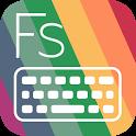 دانلود نرم افزار کیبورد فلت رنگی Flat Style Colored Keyboard Pro v3.5.0 اندروید