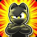 دانلود بازی گربه قهرمان Ninja Hero Cats v1.3.0 – همراه نسخه مود