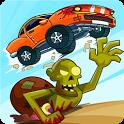 دانلود بازی سفر جاده ای با زامبی ها Zombie Road Trip Trials v3.21 اندروید – همراه نسخه مود + تریلر