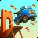 دانلود بازی سازنده پل Bridge Constructor Stunts v1.4 اندروید – همراه نسخه آنلاک + تریلر