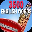 دانلود نرم افزار آموزش ۳۵۰۰ لغت انگیسی ۳۵۰۰ English Words v4.3.2 اندروید