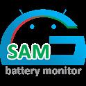 دانلود برنامه نمایش وضعیت باتری GSam Battery Monitor Pro v3.28 اندروید