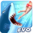 دانلود Hungry Shark Evolution 6.3.0 بازی کوسه گرسنه اندروید + مود