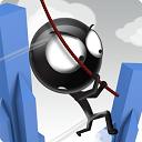 دانلود بازی پرواز با طناب ۴ – Rope'n'Fly 4 v2.7 اندروید – همراه تریلر