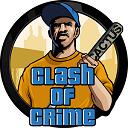 دانلود بازی برخورد با جرائم دیوانه وار سن آندریاس Clash of Crime Mad San Andreas v1.0 اندروید