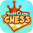 دانلود بازی برخورد شطرنج Тoon Clash Chess v1.0.7 اندروید –
