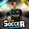 دانلود بازی فوتبال شهری Urban Soccer Challenge Pro v1.11 اندروید – همراه تریلر