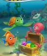 دانلود بازی شیرجه عمیق ماهی Fishdom v5.65.0 اندروید + تریلر
