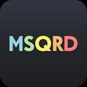 دانلود نرم افزار ضبط ویدئو های سلفی با ماسک MSQRD v1.8.4 اندروید