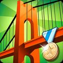 دانلود بازی ساخت پل Bridge Constructor Playground v1.6 اندروید – همراه نسخه مود