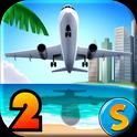 دانلود بازی شهر جزیره : فرودگاه City Island: Airport 2 v1.5.2 اندروید