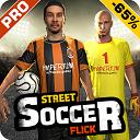 دانلود بازی فوتبال خیابانی Street Soccer Flick Pro v1.06 اندروید – همراه تریلر