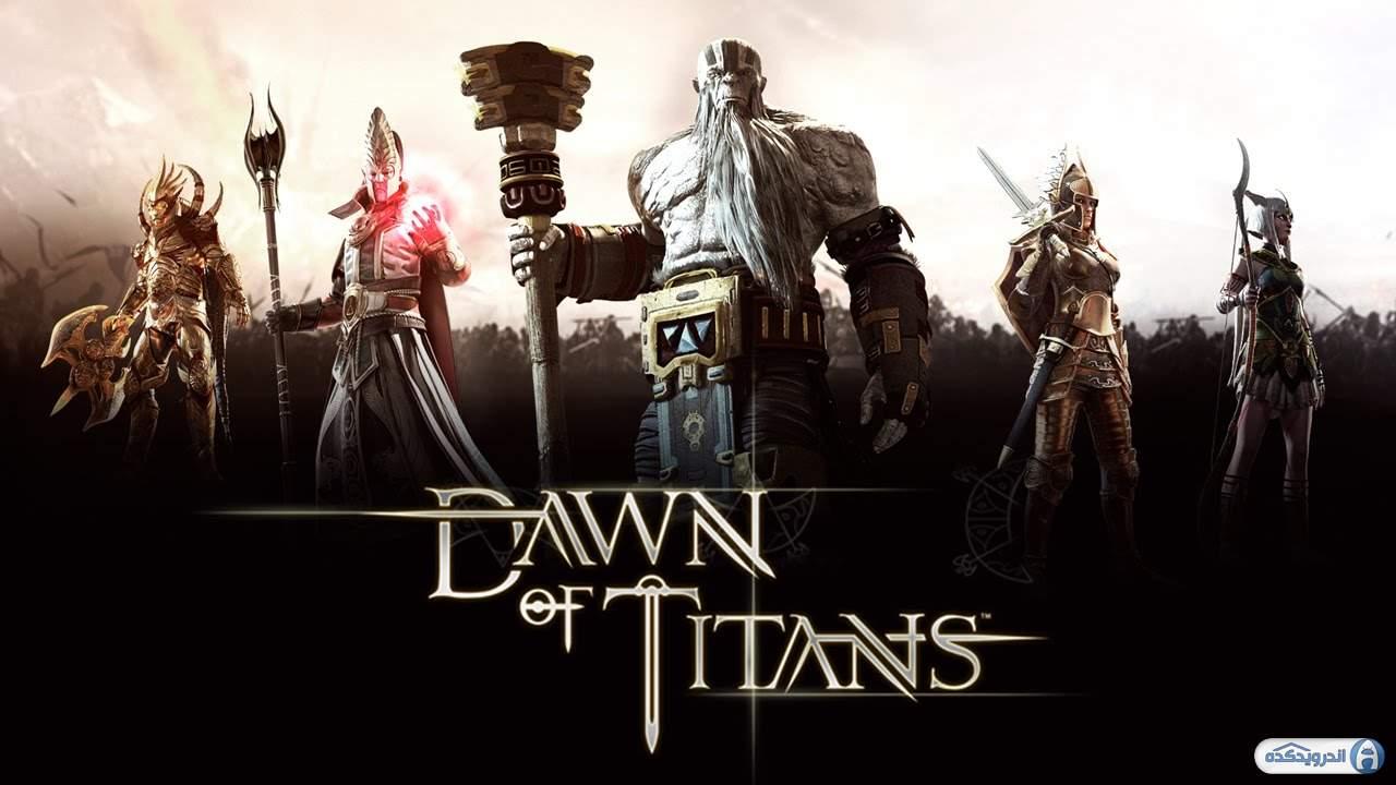 دانلود Dawn Of Titans 1.42.0 بازی ظهور خدایان اندروید