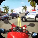 دانلود Highway Traffic Rider v1.7.8 بازی موتورسوار بزرگراه اندروید + مود